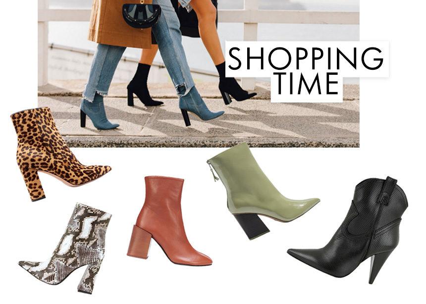 Ankle boots: Ένας οδηγός αγοράς με τα πιο τέλεια μποτάκια που αξίζει να επενδύσεις | tlife.gr