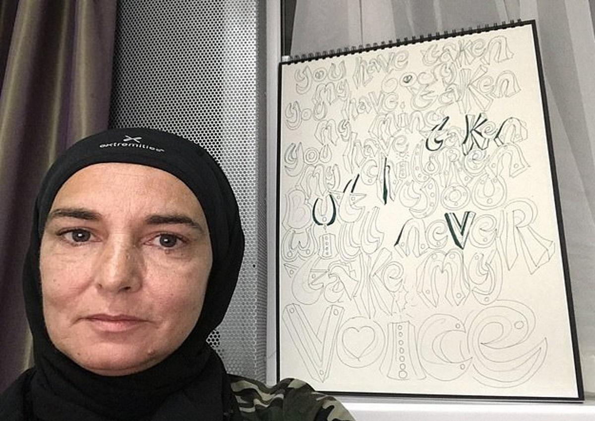 Η Sinead O'Connor έγινε μουσουλμάνα και είναι περήφανη! «Το νέο μου όνομα είναι Shuhada Davitt». | tlife.gr