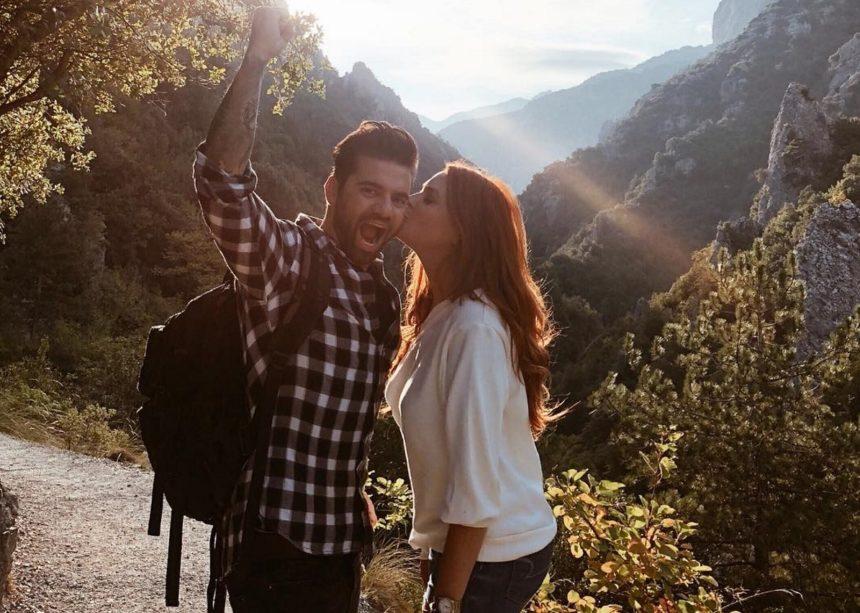 Σίσσυ Χρηστίδου – Θοδωρής Μαραντίνης: Ρομαντική απόδραση στην Βόρεια Ελλάδα! [pics] | tlife.gr