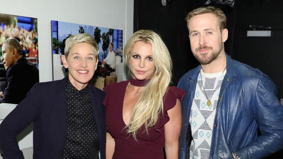 Britney Spears – Ryan Gosling: Επανασύνδεση μετά το Mickey Mouse Club! | tlife.gr