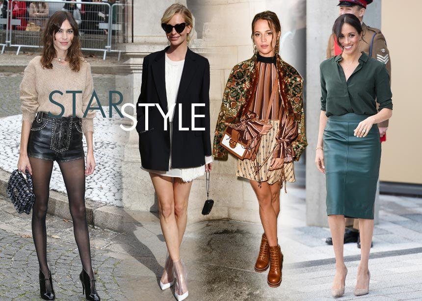 Οι καλύτερες εμφανίσεις των σταρ αυτή την εβδομάδα! Ψήφισε το αγαπημένο σου outfit | tlife.gr