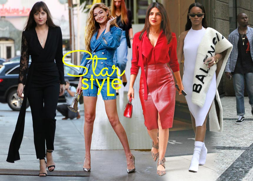 Τι φόρεσαν οι σταρ αυτή την εβδομάδα; Ψήφισε την αγαπημένη σου εμφάνιση | tlife.gr