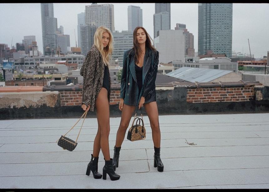 Η Irina Shayk και η Stella Maxwell σχεδιάζουν τις πιο stylish τσάντες! | tlife.gr