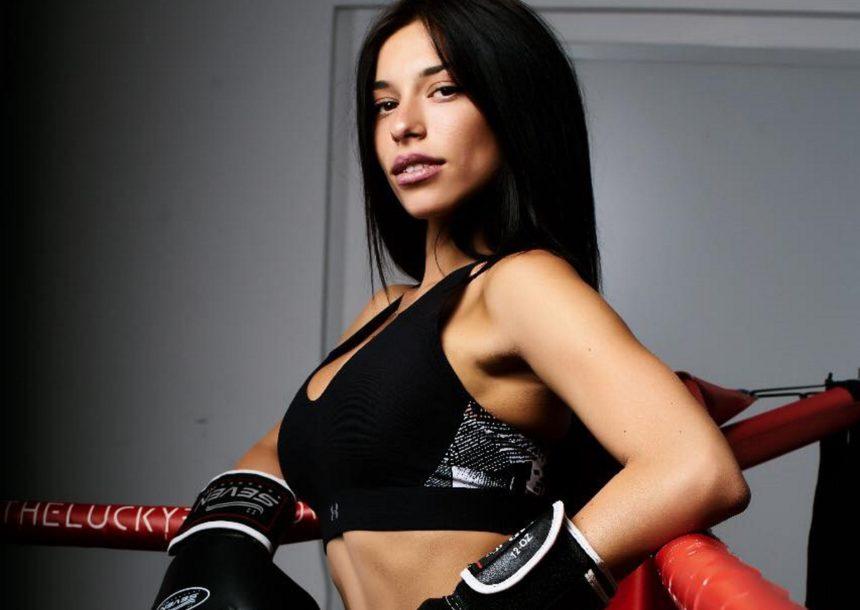 Η Ειρήνη Στεργιανού του Next Top Model σε σέξι πόζες [pics] | tlife.gr