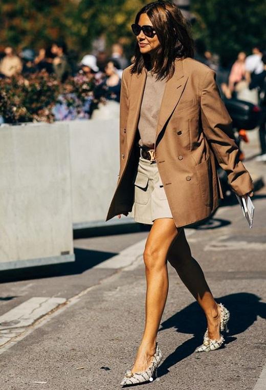 Παρίσι με total neutral look | tlife.gr