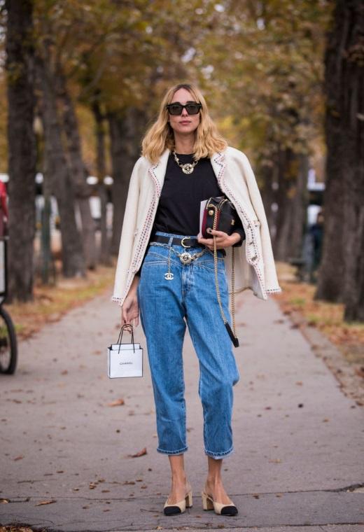 Παρίσι με mom jeans | tlife.gr