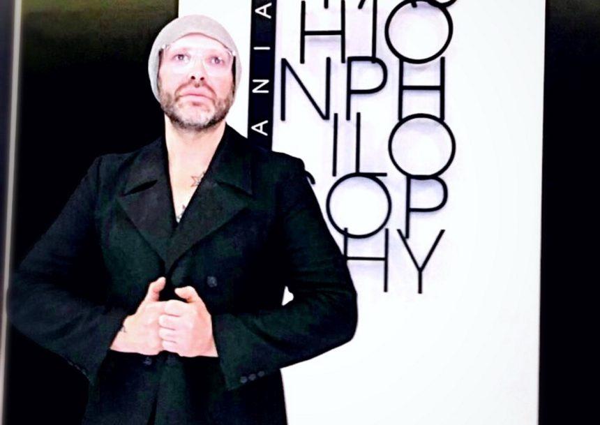 Δημήτρης Στρέπκος: Έκλεισε την Εβδομάδα Μόδας στη Ρουμανία [pics] | tlife.gr