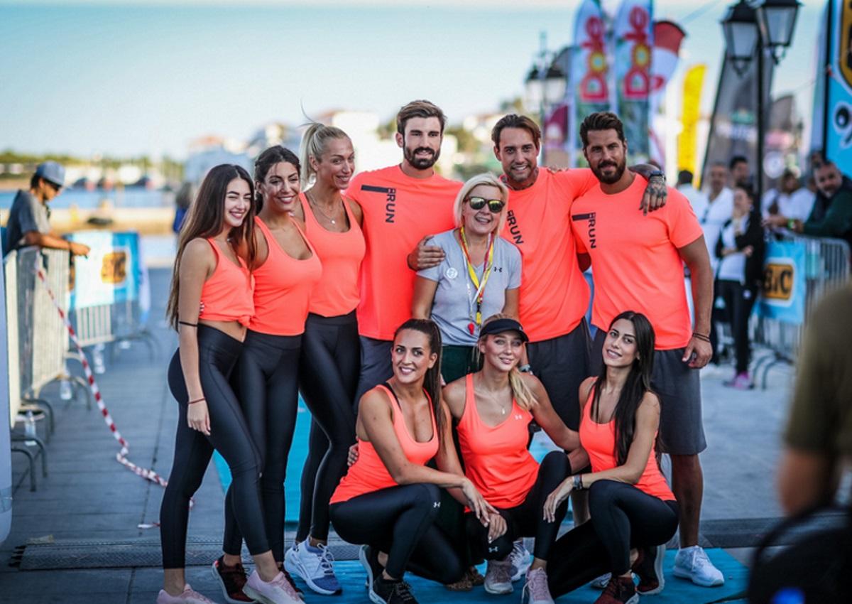 Οι celebrities που έτρεξαν στον 8ο Spetses mini Marathon [pics] | tlife.gr