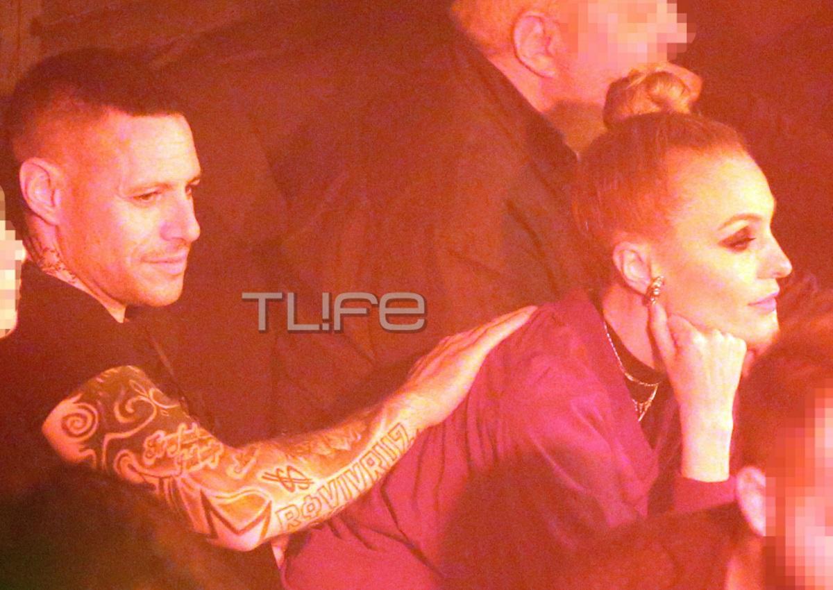 Τάμτα – Πάρης Κασιδόκωστας: Πιο ερωτευμένοι από ποτέ σε νυχτερινή έξοδο! [pics] | tlife.gr