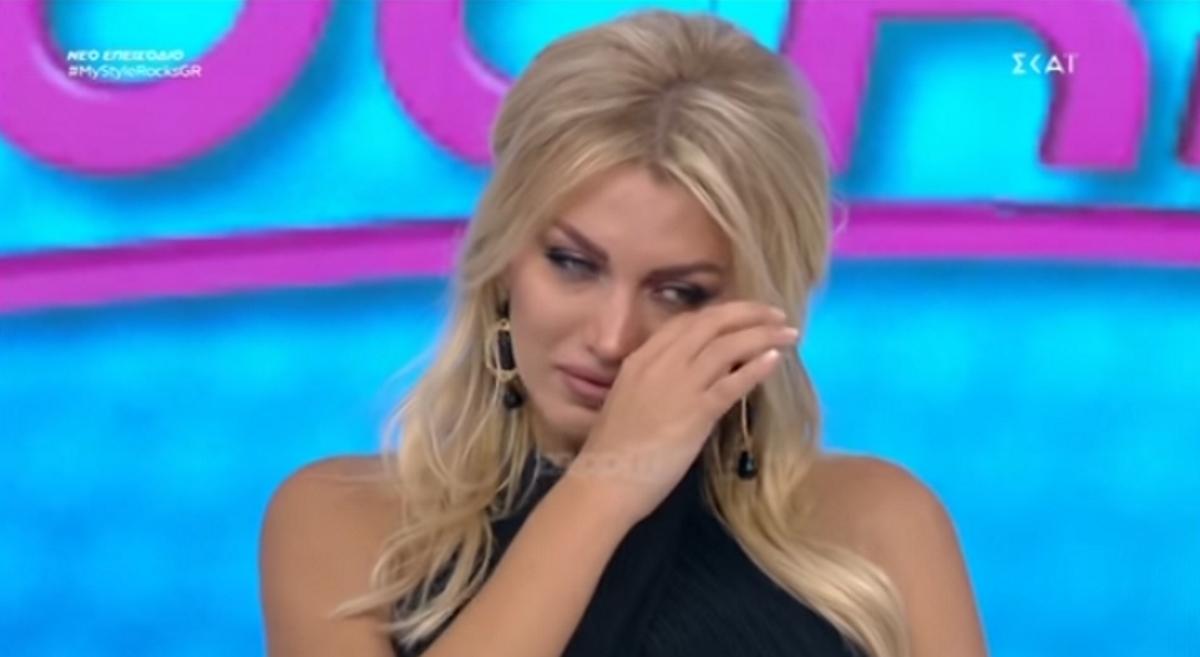 My Style Rocks: Αποχώρησε η Τάνια Κοφινιώτη! Βαρύ το κλίμα στο πλατό, ξέσπασαν σε κλάματα… | tlife.gr