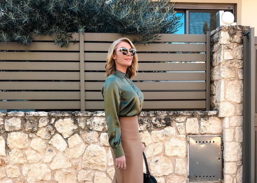 Όλες οι λεπτομέρειες για το look της Τατιάνας (29/10) | tlife.gr