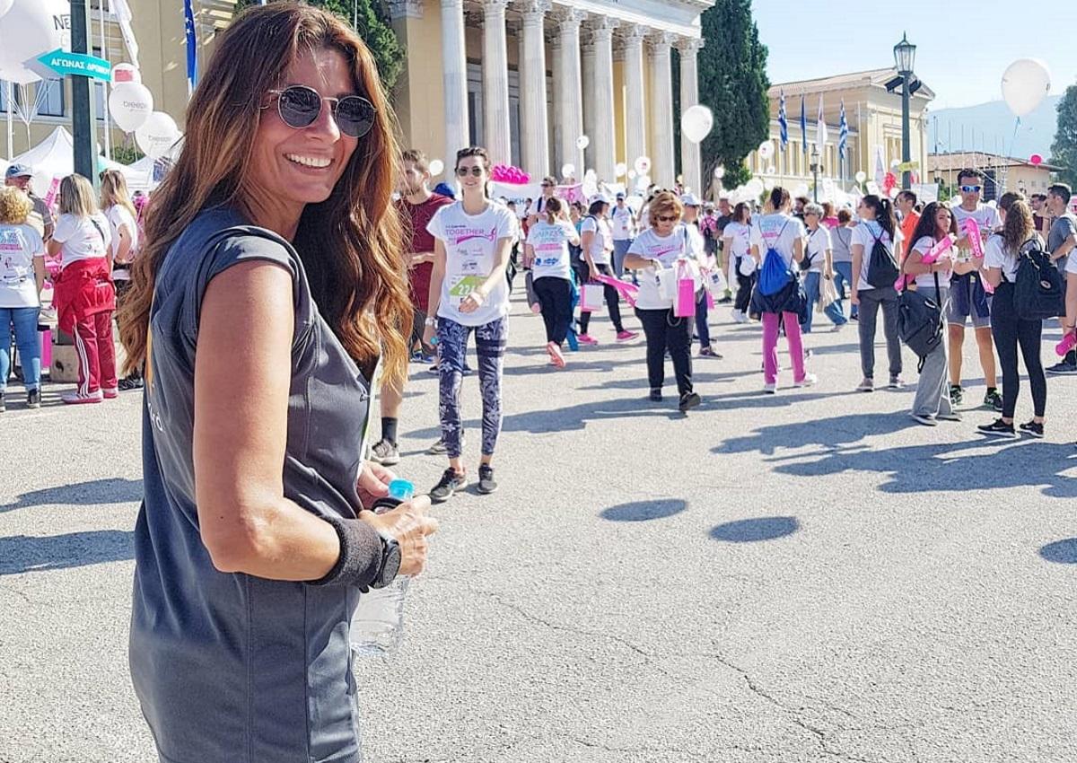 Πόπη Τσαπανίδου: Η δημόσια στήριξη στον Γιώργο Καπουτζίδη | tlife.gr