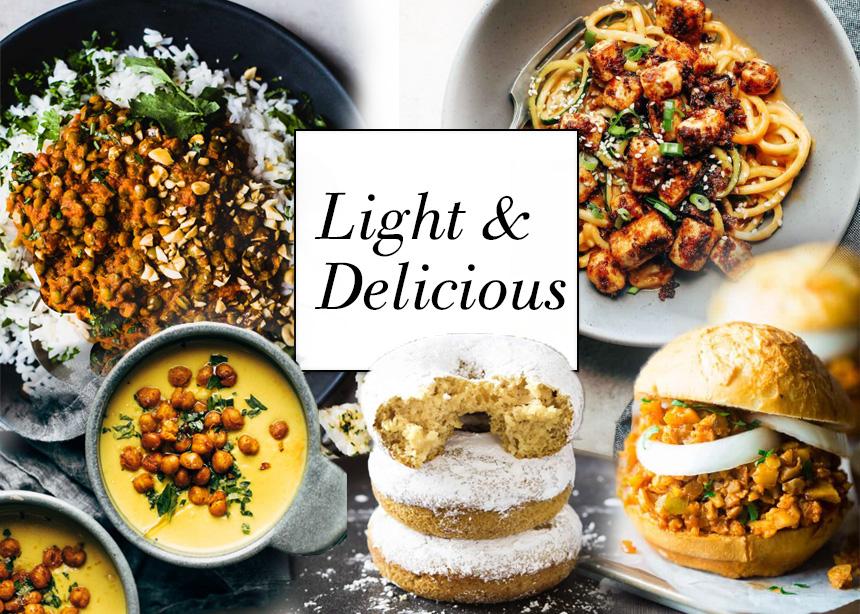 Vegan συνταγές: 5 γευστικές προτάσεις με λίγες θερμίδες που αξίζει να δοκιμάσεις! | tlife.gr