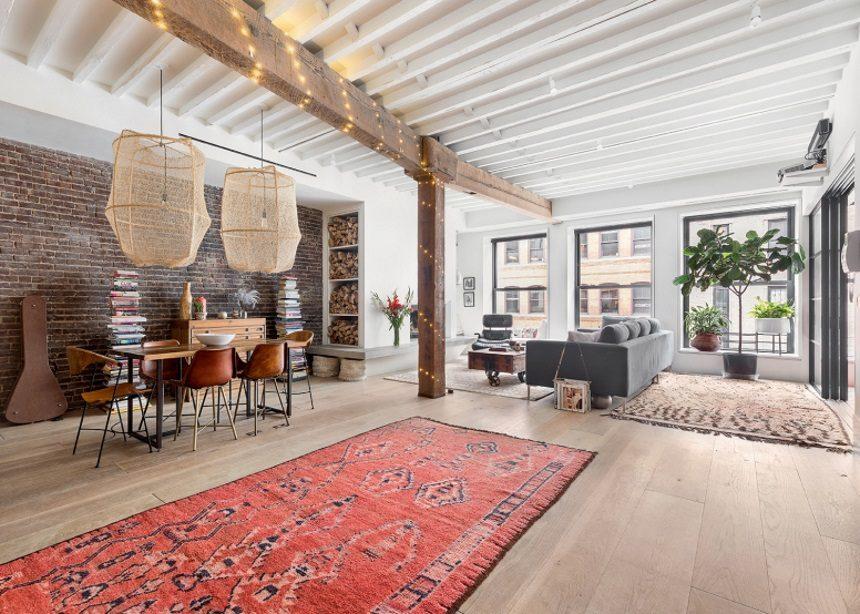 Vestry Street Loft: Όταν η αρχιτεκτονική ενός αιώνα συναντά την σύγχρονη boho αισθητική | tlife.gr