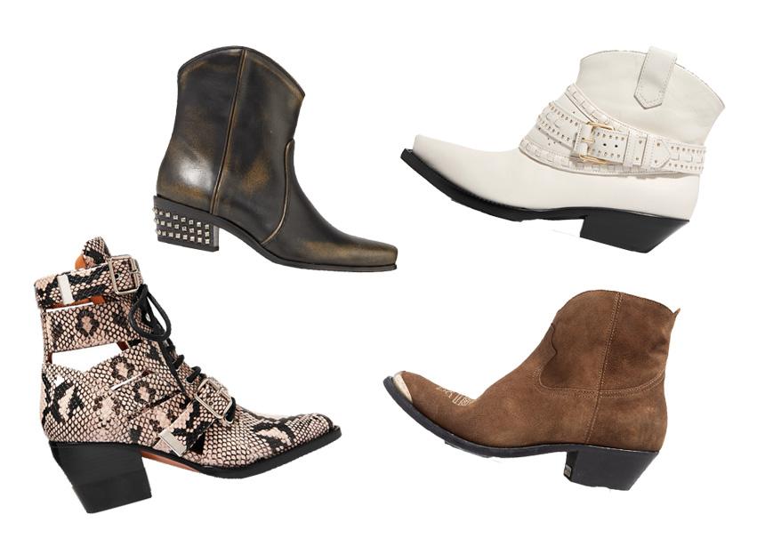 Τα west boots είναι must αυτή τη σεζόν! Γι' αυτό κι εμείς βρήκαμε τα πιο stylish σχέδια στο Net-a-Porter | tlife.gr