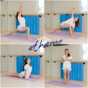 Βήμα – βήμα ασκήσεις yoga για ενδυνάμωση και γράμμωση