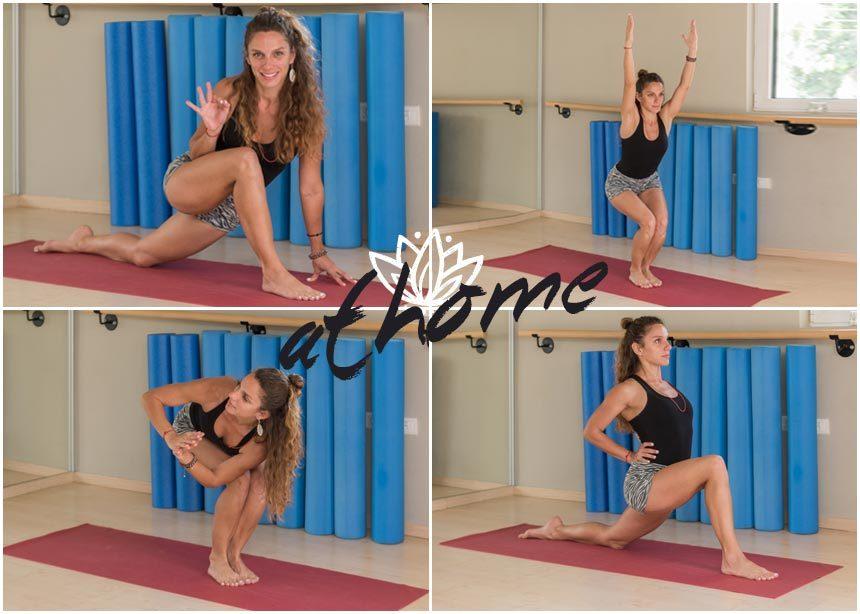 Yoga για προχωρημένες: Ασκήσεις για γράμμωση, καλοσχηματισμένο σώμα και ευλυγισία | tlife.gr