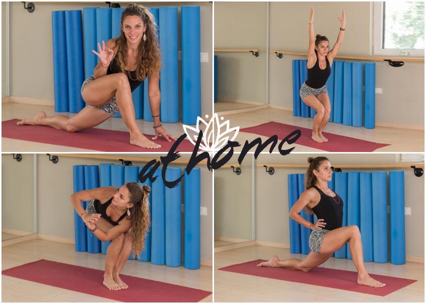 Yoga για προχωρημένες: Ασκήσεις για γράμμωση, καλοσχηματισμένο σώμα και ευλυγισία   tlife.gr