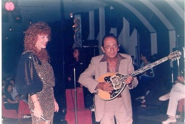 Έφη Κοντού: Η τελευταία μούσα του Γιώργου Ζαμπέτα σε μία μουσική βραδιά αφιερωμένη στον Σαράντη Αλιβιζάτο | tlife.gr