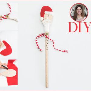 Η Πόπη Αναστούλη σου δείχνει πως να φτιάξεις το πιο cute χριστουγεννιάτικο item