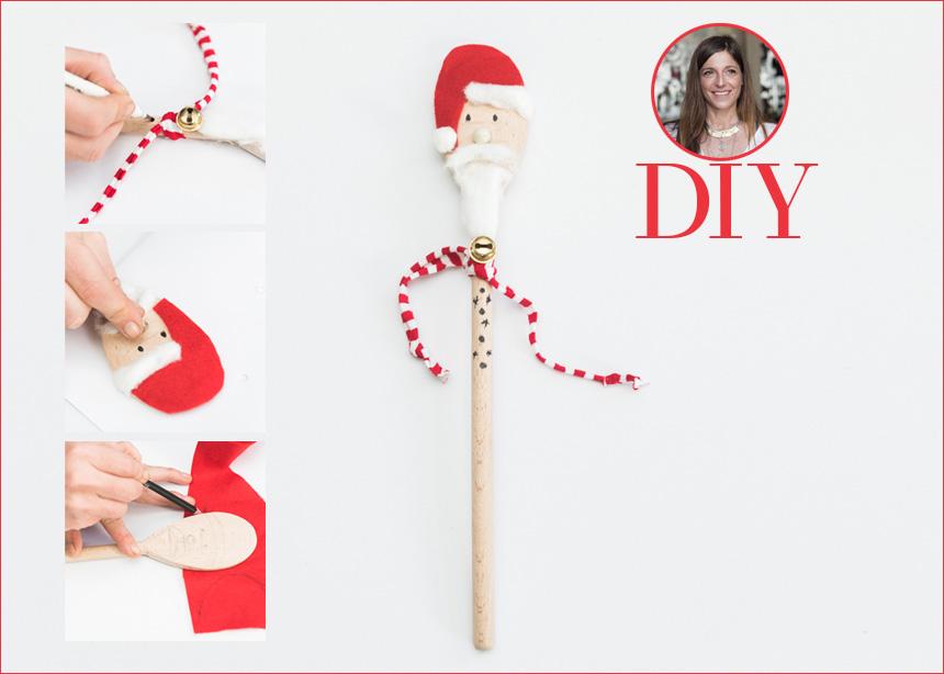 DIY: Σου δείχνουμε πως να φτιάξεις το πιο cute χριστουγεννιάτικο item | tlife.gr