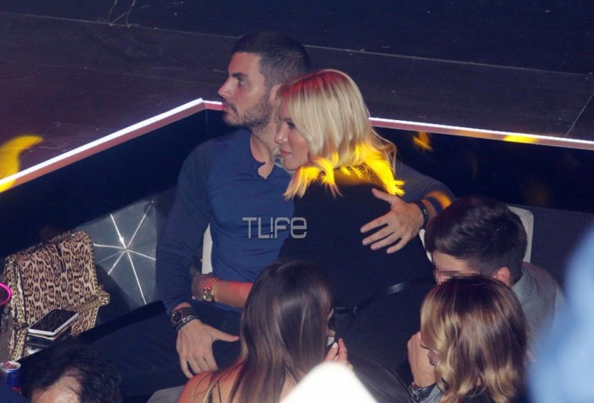 Κατερίνα Καινούργιου – Νάσος Αναστασόπουλος: Full in love σε νυχτερινή τους έξοδο! [pics] | tlife.gr