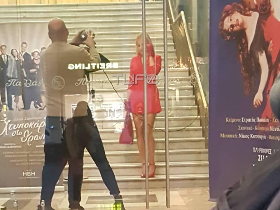 Φαίη Σκορδά: Τι κάνει τώρα στο κέντρο της Αθήνας; Αποκλειστικές φωτογραφίες   tlife.gr