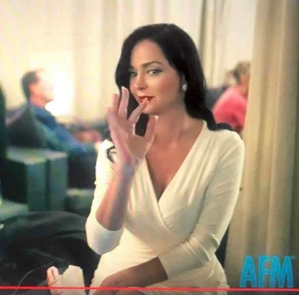 Δέσποινα Μοίρου: Πρωταγωνιστεί στην διαφήμιση της Αμερικανικής Κινηματογραφικής αγοράς.   tlife.gr