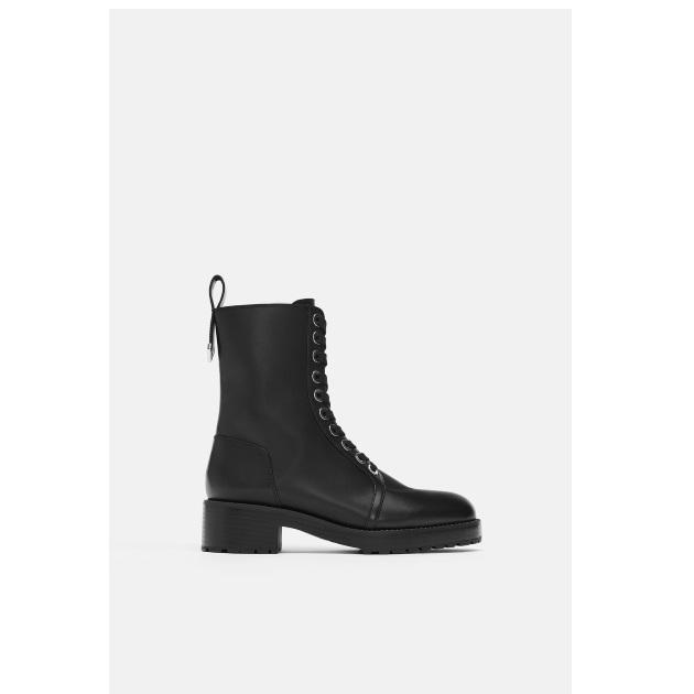 Booties Zara | tlife.gr