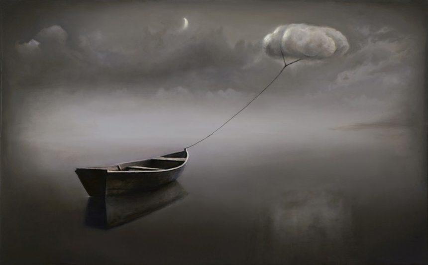 Εγκαίνια για την ατομική έκθεση ζωγραφικής του Βασίλη Πέρρου, με τίτλο «Κιβωτός» | tlife.gr