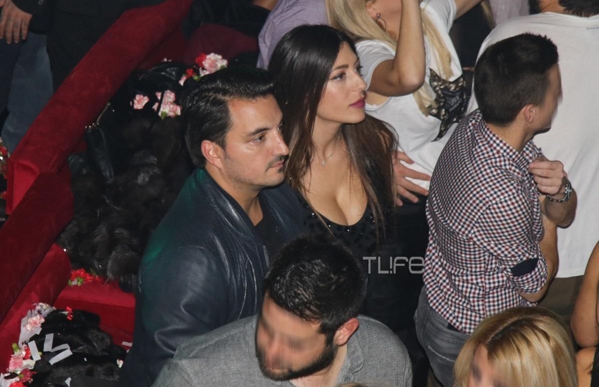 Φλορίντα Πετρουτσέλι: Σέξι εμφάνιση στο πλευρό του συζύγου της! [pics] | tlife.gr