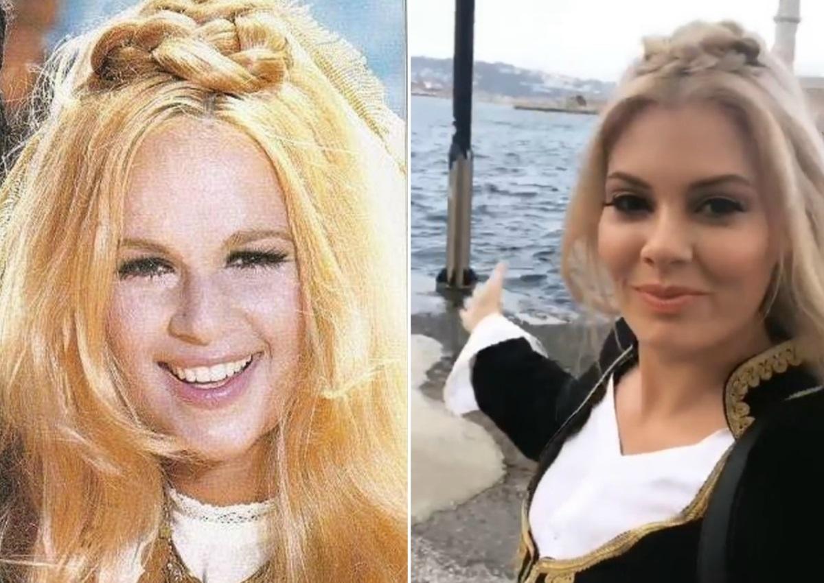 Η Νεράιδα και το Παλικάρι: Δες την (ξανθιά) Μαρία Κορινθίου ως Κρητικοπούλα στα Χανιά για το trailer της παράστασης!   tlife.gr