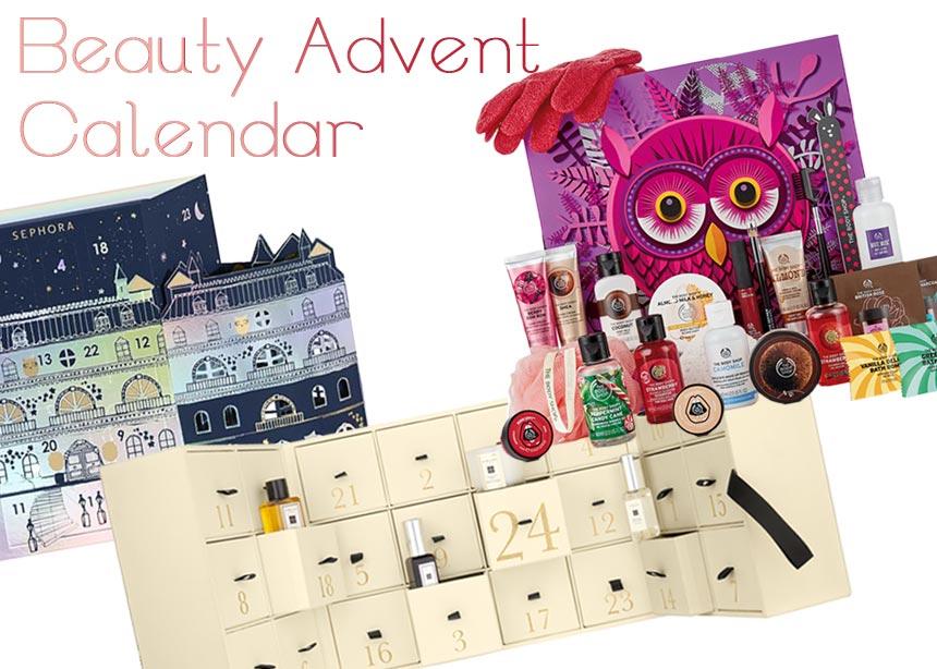 Αυτά τα advent calendar είναι γεμάτα καλλυντικά! Πού θα τα βρεις, πόσο κοστίζουν! | tlife.gr