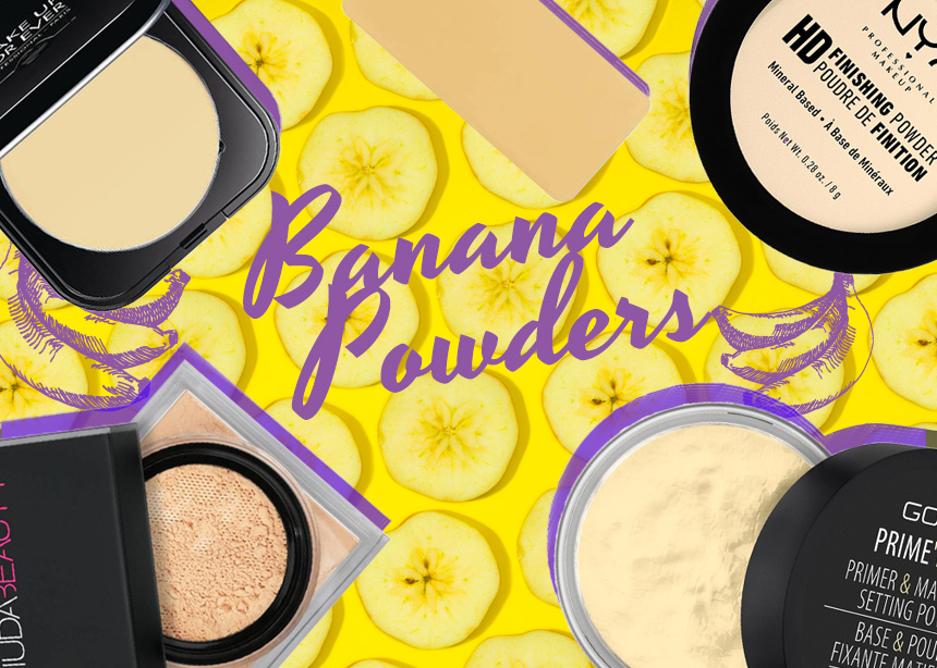 Banana powder: η πούδρα που δεν ήξερες καν ότι υπάρχει και τι κάνει! | tlife.gr