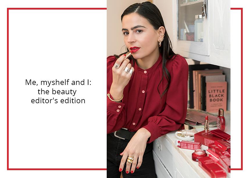 Τι καλλυντικά έχει σε κάθε γωνιά του σπιτιού της η beauty editor; Σου δείχνουμε! | tlife.gr
