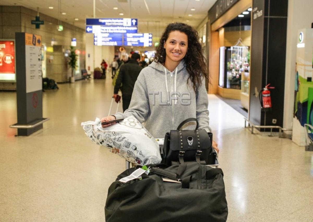 Μαριάννα Καλλέργη: Επέστρεψε στην Ελλάδα, μετά την αποχώρησή της από το Nomads – Αποκλειστικές φωτογραφίες   tlife.gr