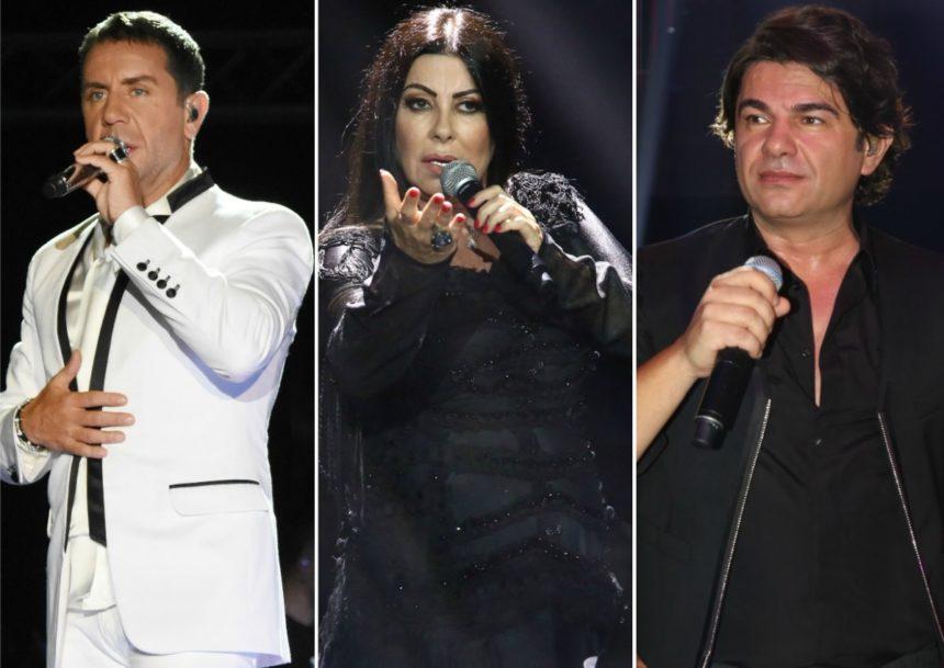 Ο Γιώργος Μαζωνάκης καλωσορίζει την Άντζελα Δημητρίου και το Νίκο Κουρκούλη στο «Έναστρον»!   tlife.gr
