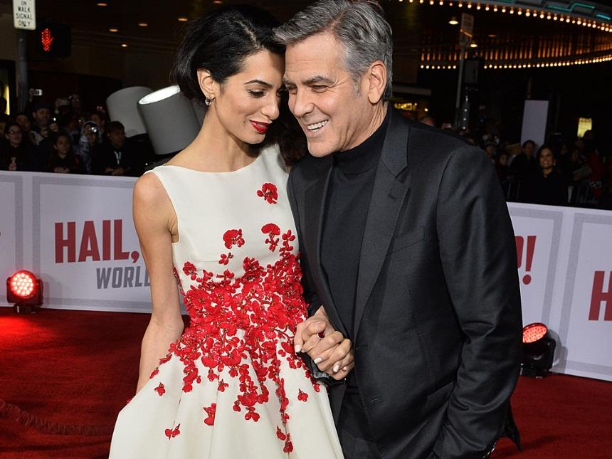 George Clooney - Amal Alamuddin: Χωρίζουν;