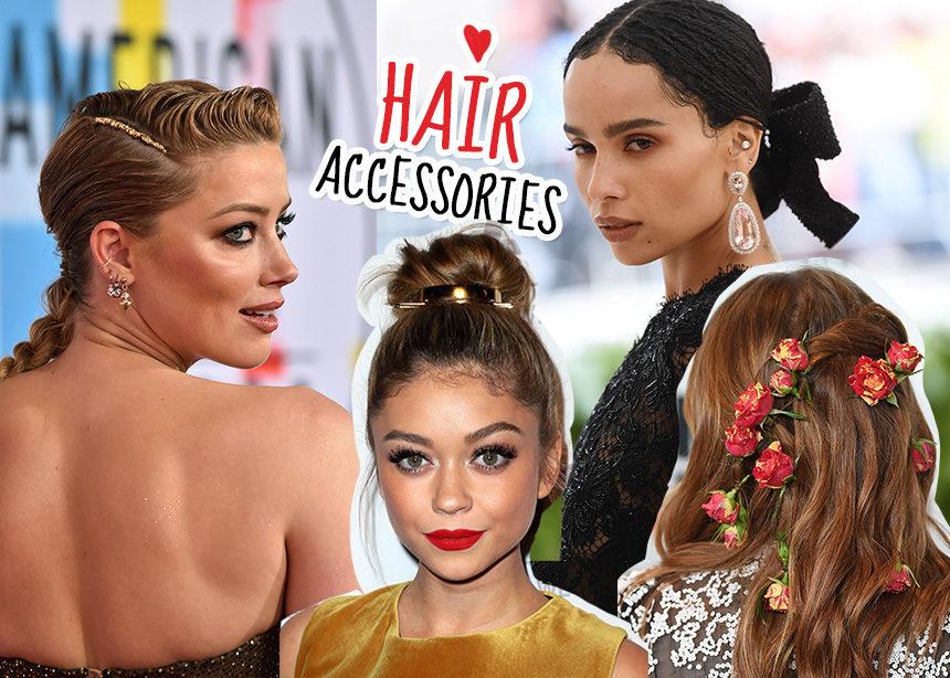 Βγες από το comfort zone σου! 12 τρόποι να φορέσεις αξεσουάρ στα μαλλιά! | tlife.gr