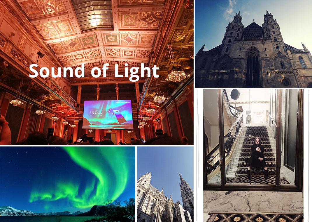 Sound of Light: Έχεις αναρωτηθεί ποτέ πώς ακούγεται το Βόρειο Σέλας; Μόλις το ακούσαμε με τη βοήθεια της Huawei!!!