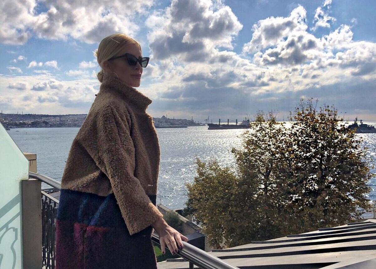 Κατερίνα Καινούργιου: Απόδραση στην Τουρκία με το αγόρι της και δείπνο στο εστιατόριο του διάσημου Τούρκου σεφ! [pics,video] | tlife.gr