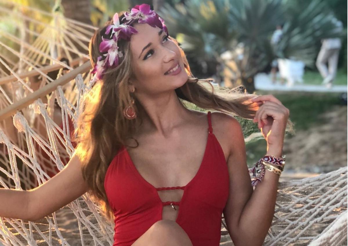 Η Μις Ελλάς Μαρία Λεπίδα στην Κίνα για να τον διαγωνισμό Miss World 2018 | tlife.gr