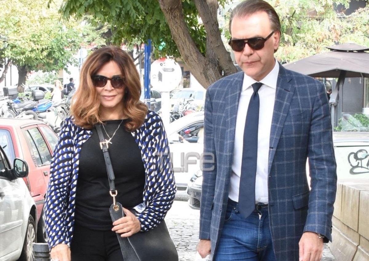 Μιμή Ντενίση – Σωτήρης Πολύζος: Σπάνια κοινή εμφάνιση για το πρώην ζευγάρι! | tlife.gr