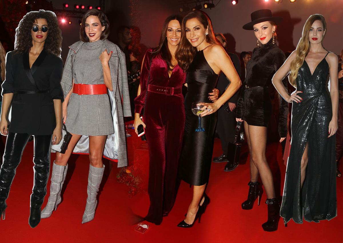 Οι celebrities στο λαμπερό fashion show των MiRo στο Ζάππειο [pics] | tlife.gr