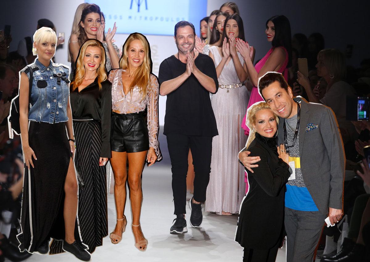 ΑXDW: Το εντυπωσιακό fashion show του Τάσσου Μητρόπουλου με λαμπερούς προσκεκλημένους – Φωτογραφίες | tlife.gr