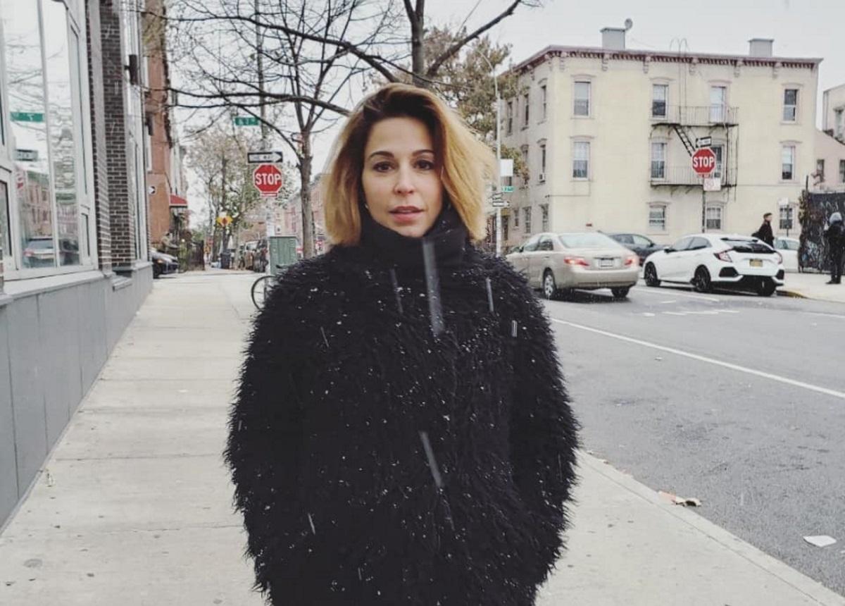 Κατερίνα Παπουτσάκη: Βόλτες στην χιονισμένη Νέα Υόρκη! [pics] | tlife.gr
