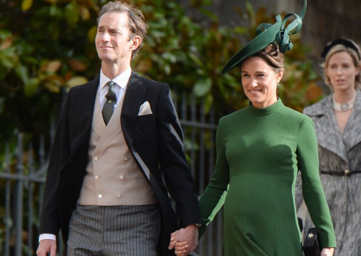 Pippa Middleton: Αυτό είναι το όνομα που θα δώσει στον γιο της!   tlife.gr