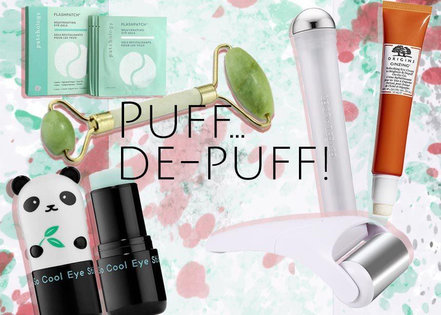Gadget και προϊόντα για τα πρησμένα μάτια! Θα σου χρειαστούν για τις γιορτές! | tlife.gr