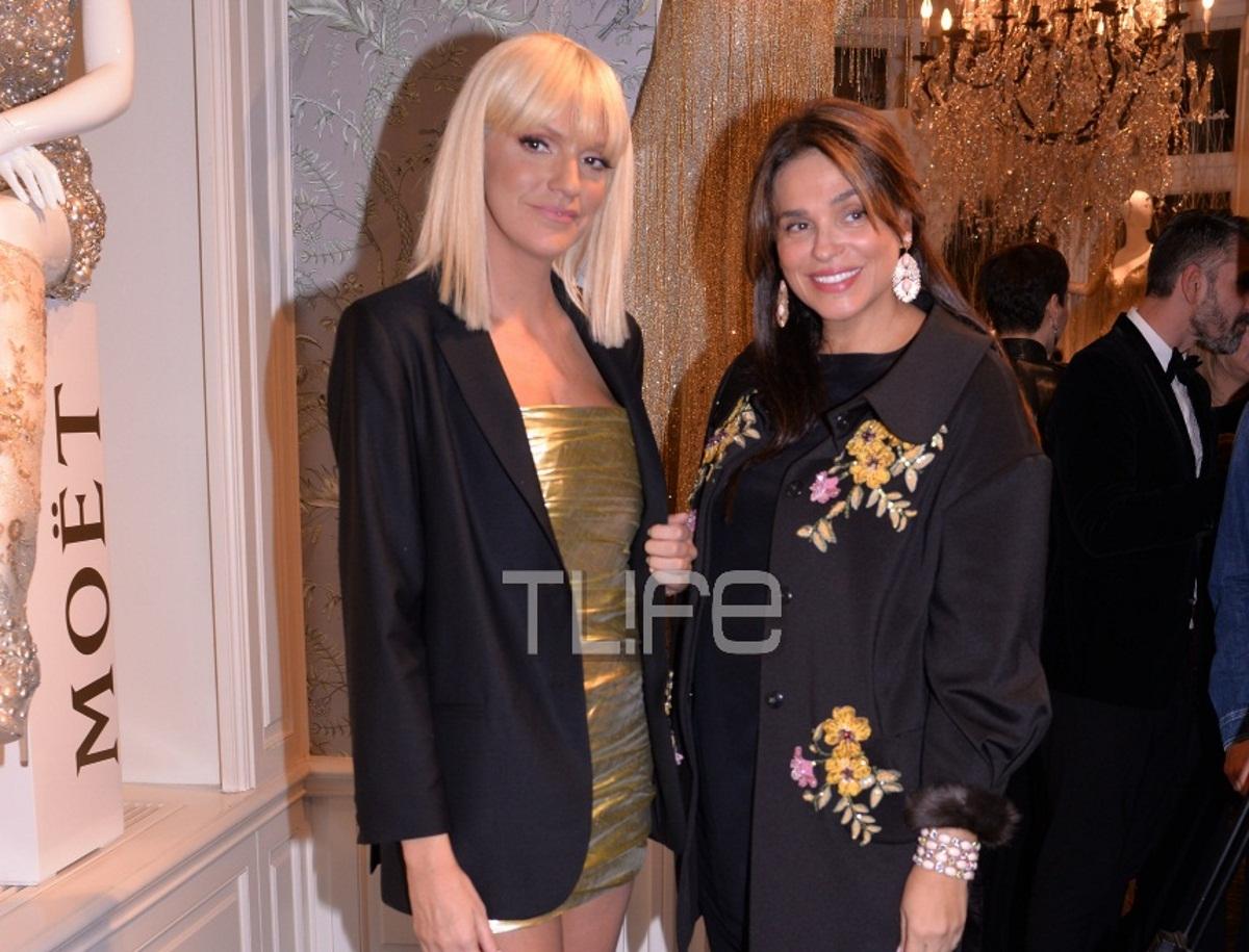 Οι celebrities στην παρουσίαση κοσμημάτων της Σήλιας Κριθαριώτη και της Jade Jagger! Φωτογραφίες | tlife.gr