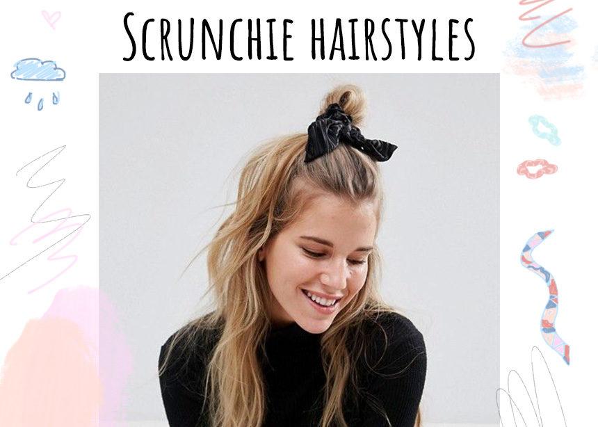Στο pinterest η αναζήτηση «χτενίσματα με scrunchie» αυξήθηκε κατά 601%! Ιδού μερικές ιδέες! | tlife.gr